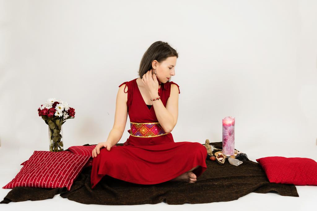 Alena Cardova - prechodove ritualy